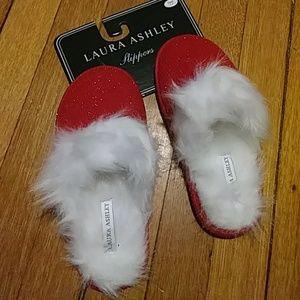 Brand New Laura Ashley Slippers Brand New